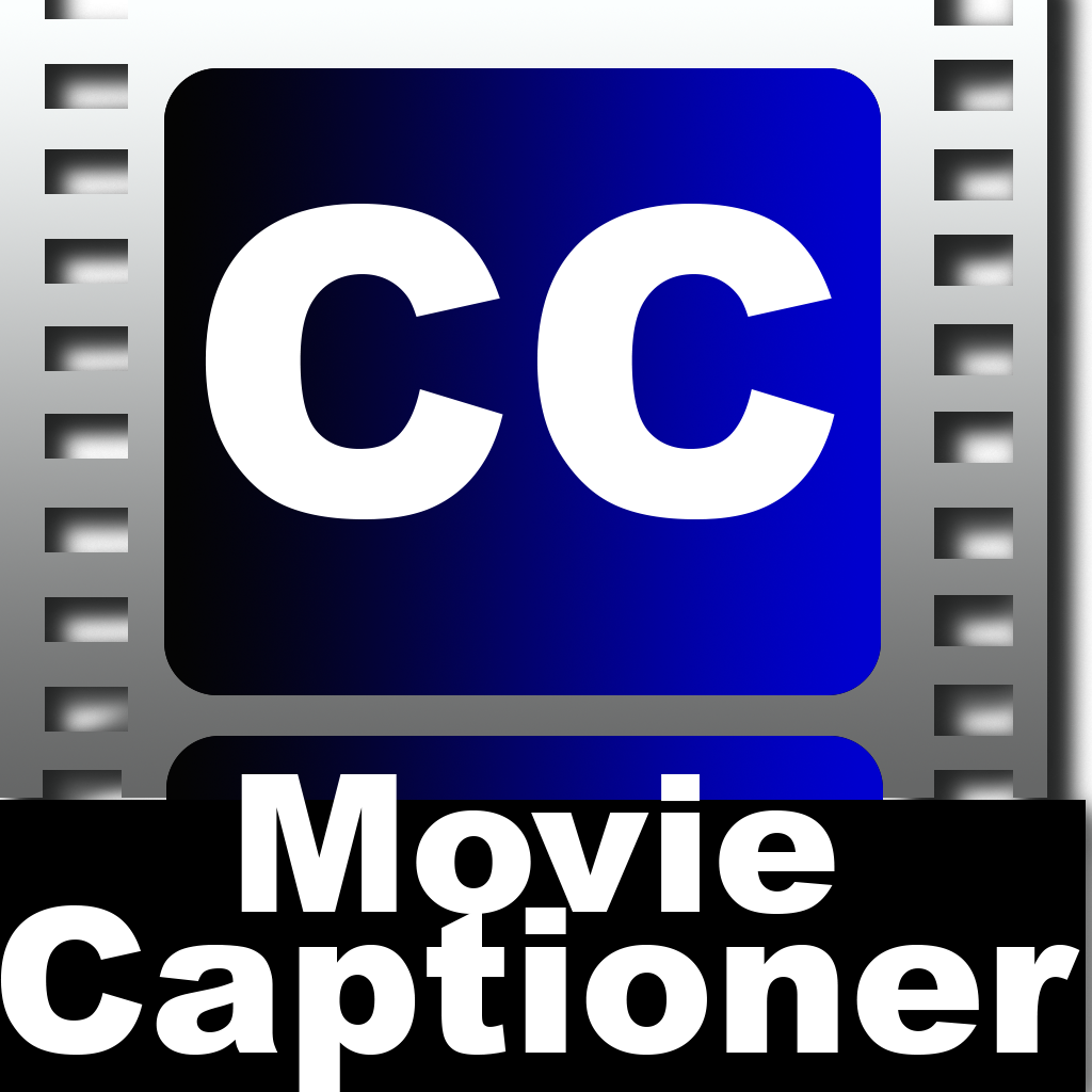 MovieCaptioner Closed Captioning Software for Mac and Windows by