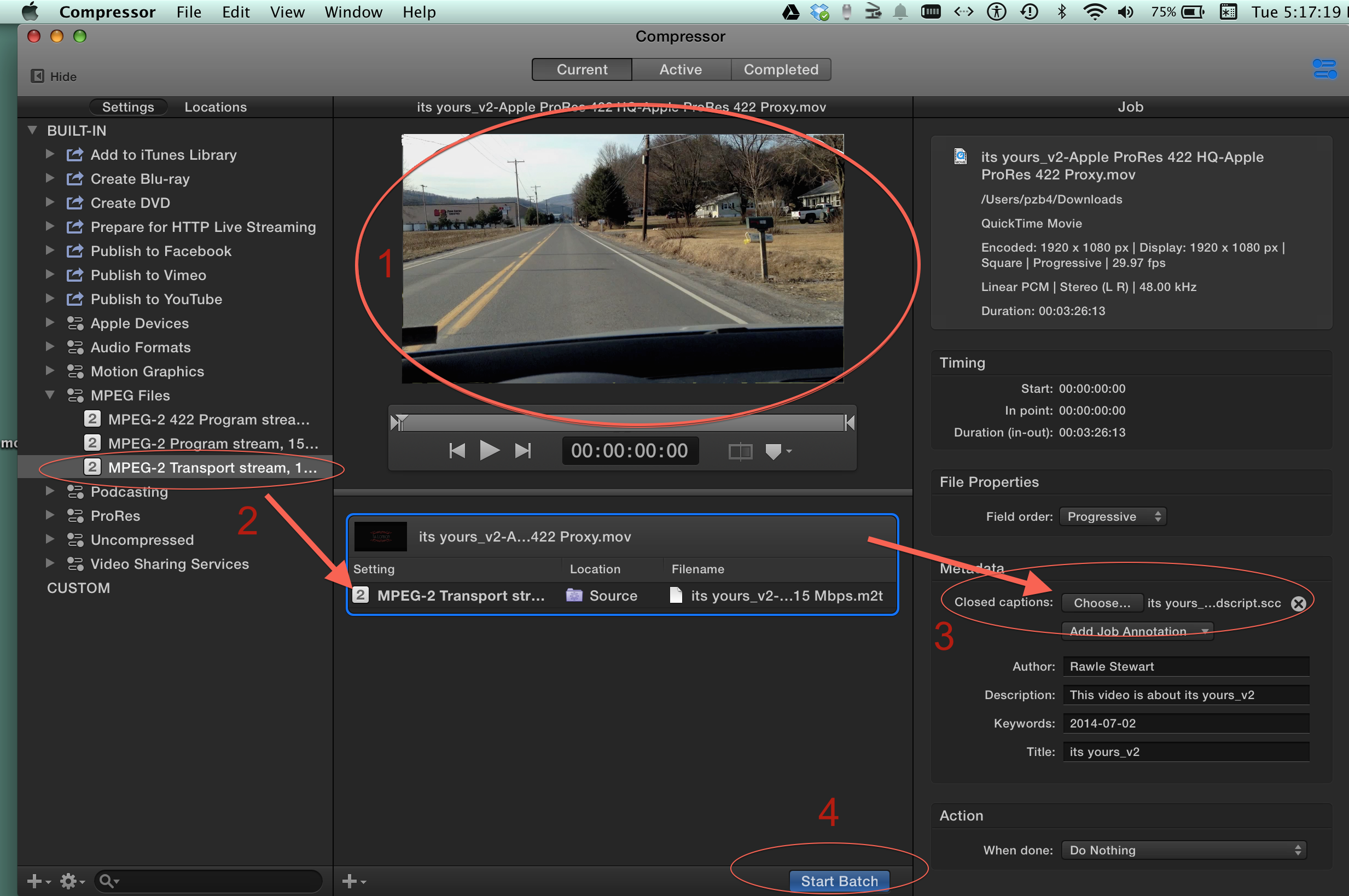 how to add captions to videos vlc